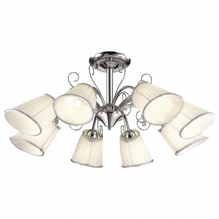 Люстра на штанге Odeon LightПотолочные светильники модерн<br>Артикул - OD_2928_8C,Серия - Fornelo<br>