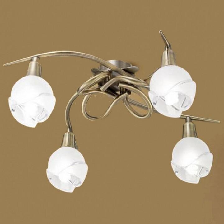 Потолочная люстра MantraПотолочные светильники модерн<br>Артикул - MN_1217,Серия - Bali Cuero<br>