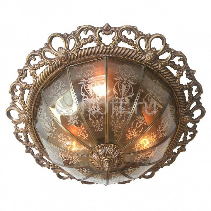 Накладной светильник FavouriteКлассические потолочные светильники<br>Артикул - FV_1633-3C,Серия - Kora<br>