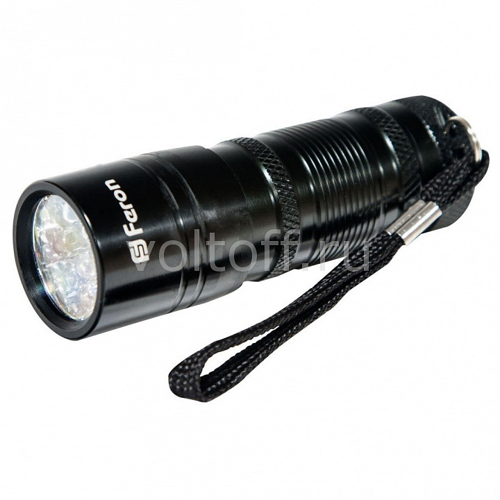 Фонарь ручной FeronСветодиодные светильники<br>Артикул - FE_12932,Серия - TL036<br>