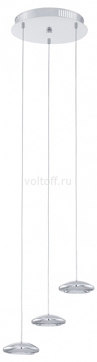 Подвесной светильник EgloСветодиодные подвесные светильники<br>Артикул - EG_92785,Серия - Tarugo<br>