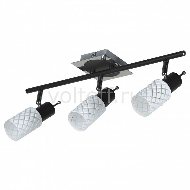 Спот LussoleПотолочные светильники модерн<br>Артикул - LSX-5601-03,Серия - LSX-560<br>