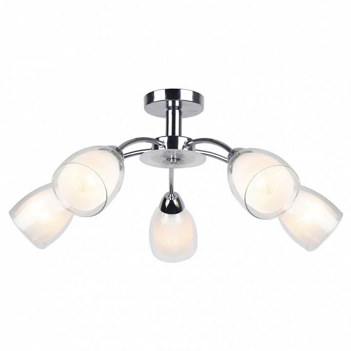 Люстра на штанге Arte LampПотолочные светильники модерн<br>Артикул - AR_A7201PL-5CC,Серия - Carmela<br>