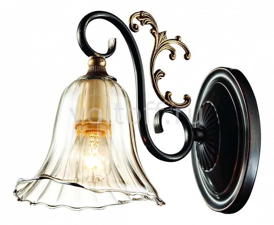 Бра ST-LuceКлассические светильники<br>Артикул - SL144.301.01,Серия - Vetro<br>