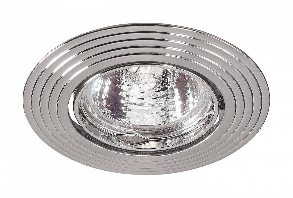 Встраиваемый светильник NovotechМеталлические светильники<br>Артикул - NV_369432,Серия - Antic<br>