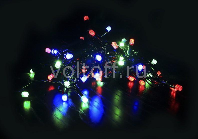 Гирлянда на деревья RichLEDСветодиодное освещение для улицы<br>Артикул - RL_RL-S10C-24V-W_M,Серия - RL-S10C<br>