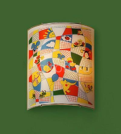 Купить Светильники для детской Накладной светильник Тетрадка 922 CL922014  Накладной светильник Тетрадка 922 CL922014