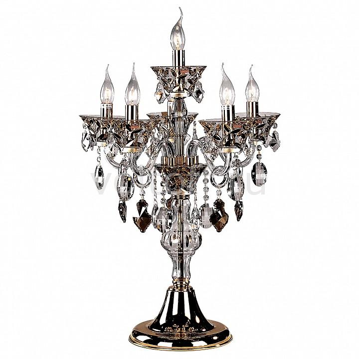 Настольная лампа LightstarЭлитные светильники<br>Артикул - LS_710952,Серия - Tesoro<br>