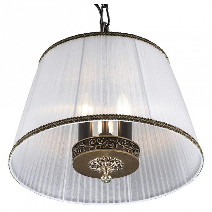 Подвесной светильник Odeon LightСветильники под бронзу<br>Артикул - OD_2771_3A,Серия - Meisa<br>