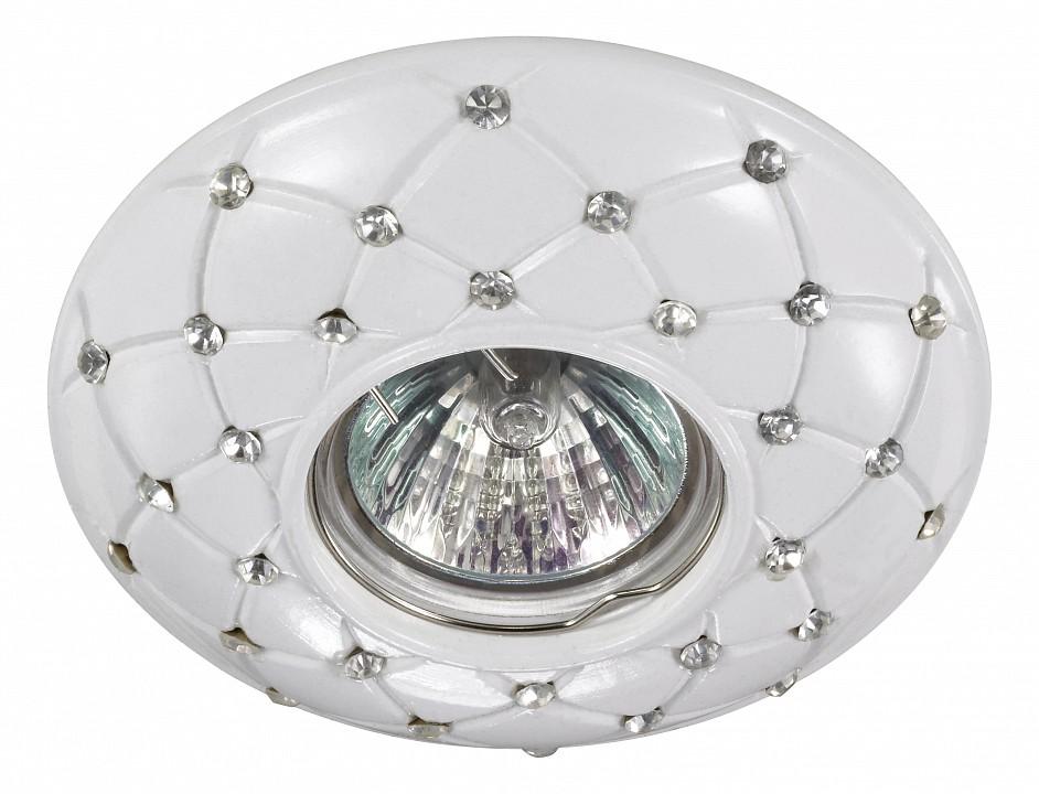 Встраиваемый светильник NovotechПотолочные светильники модерн<br>Артикул - NV_370129,Серия - Pattern<br>