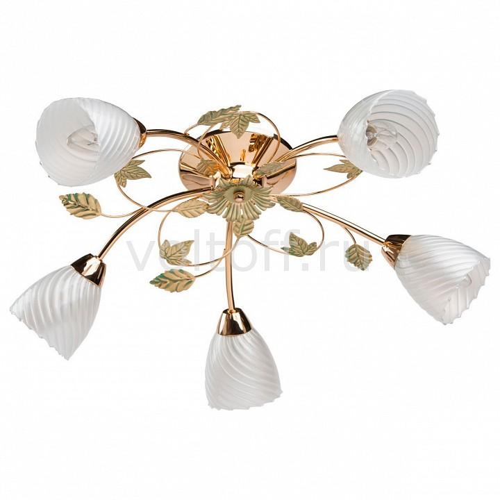 Потолочная люстра De MarktПотолочные светильники модерн<br>Артикул - MW_319013805,Серия - Лето<br>