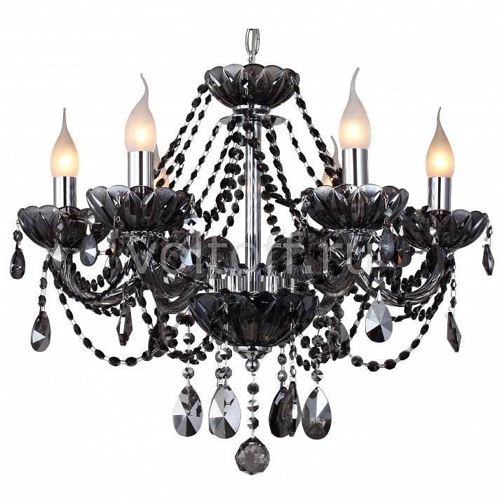 Подвесная люстра FavouriteХрустальные светильники<br>Артикул - FV_1542-6P,Серия - Glanz<br>