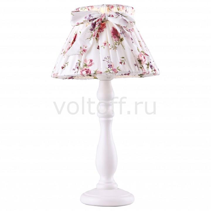 Настольная лампа Arte Lamp декоративная Bambina A7020LT-1WH