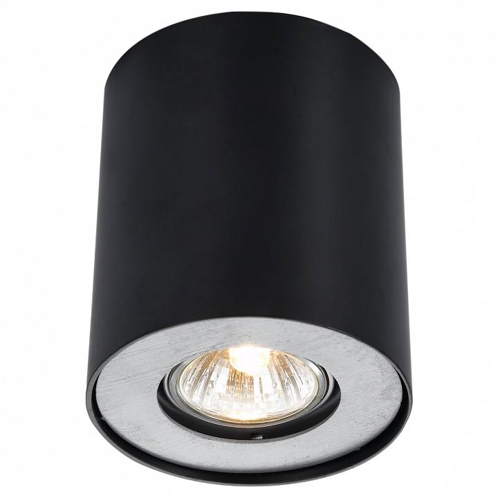 Накладной светильник Arte LampПотолочные светильники хай тек<br>Артикул - AR_A5633PL-1BK,Серия - Falcon<br>