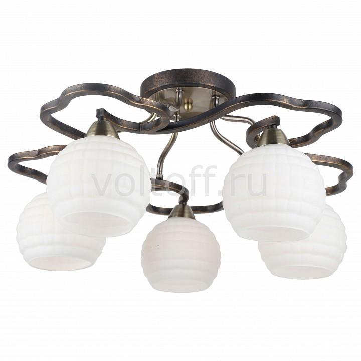 Потолочная люстра Arte LampПотолочные светильники модерн<br>Артикул - AR_A6379PL-5GA,Серия - Lana<br>