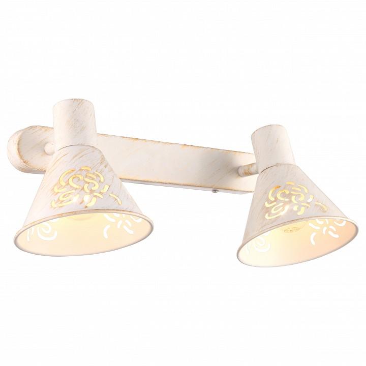 Спот Arte LampМеталлические светильники<br>Артикул - AR_A5218AP-2WG,Серия - Cono<br>