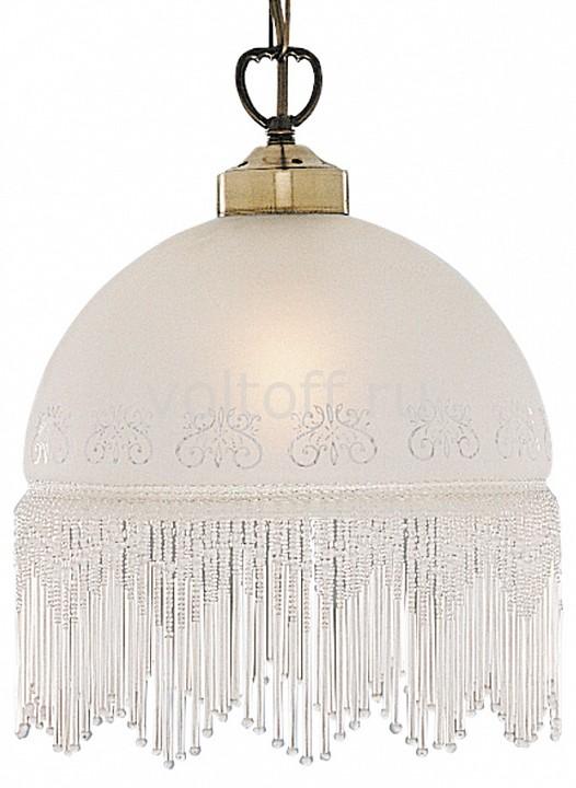 Подвесной светильник Arte LampСветильники под бронзу<br>Артикул - AR_A3191SP-1AB,Серия - Victoriana<br>