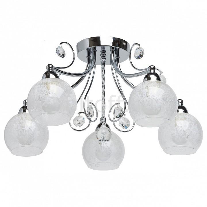 Потолочная люстра De MarktПотолочные светильники модерн<br>Артикул - MW_358017005,Серия - Грация 8<br>