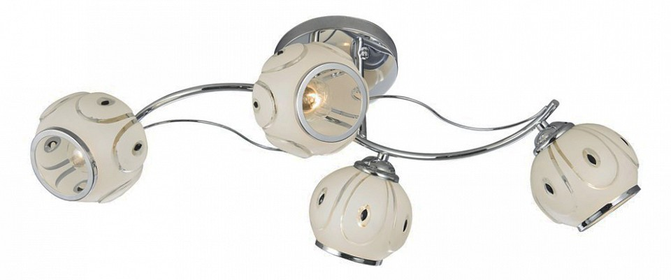 Потолочная люстра VelanteПотолочные светильники модерн<br>Артикул - VE_714-107-04,Серия - 714<br>