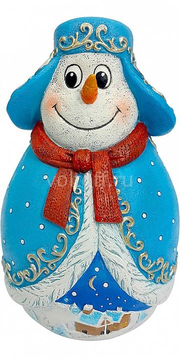 "Снеговик Mister Christmas (11 см) ""Неваляшка"" МКМВ-03"