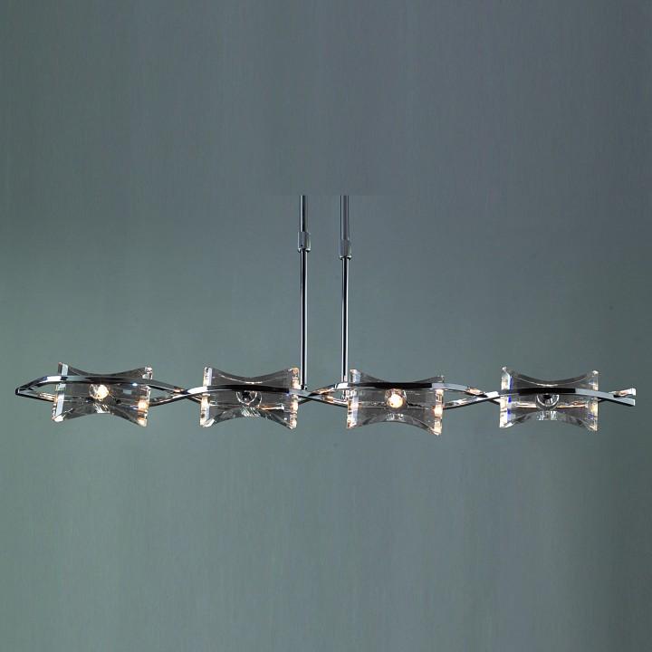 Подвесной светильник MantraПодвесные светильники модерн<br>Артикул - MN_0880,Серия - Krom Cromo<br>