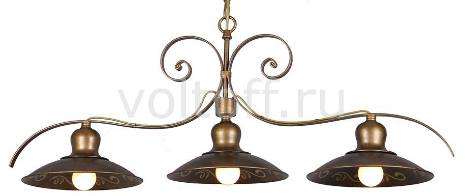 Подвесной светильник FavouriteСветильники под бронзу<br>Артикул - FV_1213-3P1,Серия - Magrib<br>