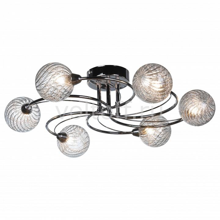 Потолочная люстра LussoleПотолочные светильники модерн<br>Артикул - LSP-0149,Серия - 149<br>