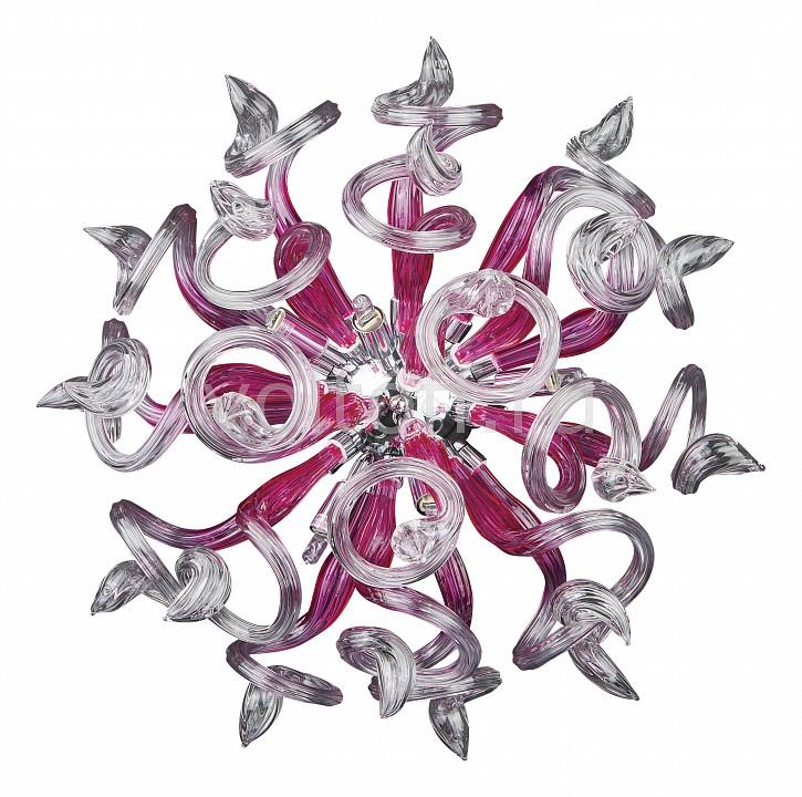 Накладной светильник LightstarСветодиодные настенные светильники<br>Артикул - LS_890652,Серия - Medusa<br>