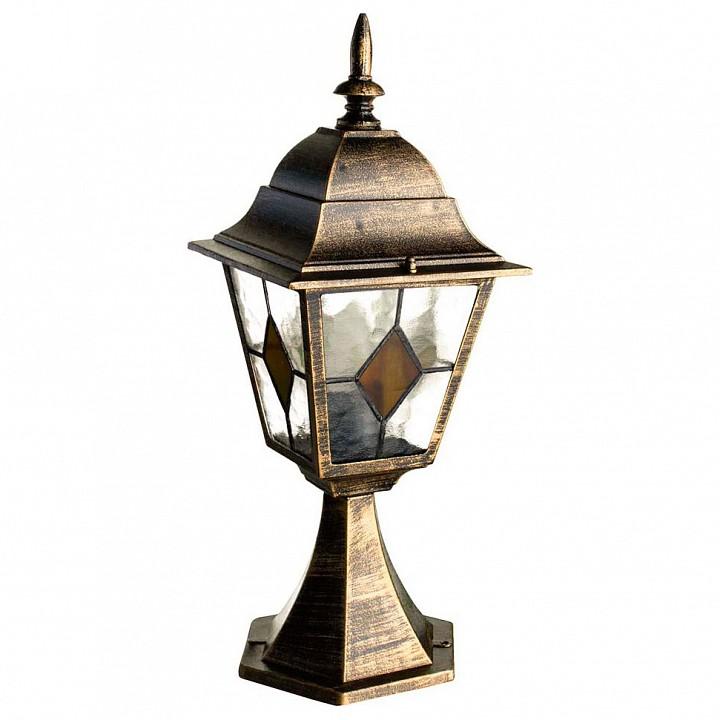 Наземный низкий светильник Arte LampКлассические светильники<br>Артикул - AR_A1014FN-1BN,Серия - Berlin<br>