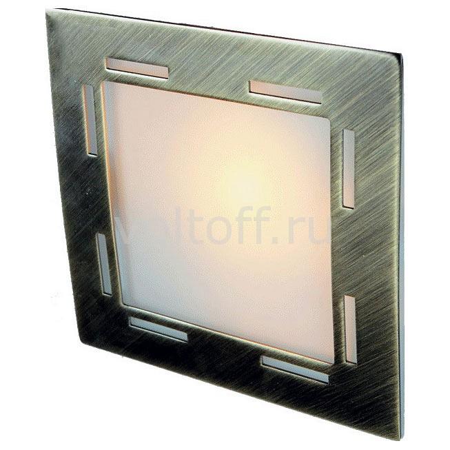 Накладной светильник De MarktСветильники под бронзу<br>Артикул - MW_507020601,Серия - Кредо 7<br>