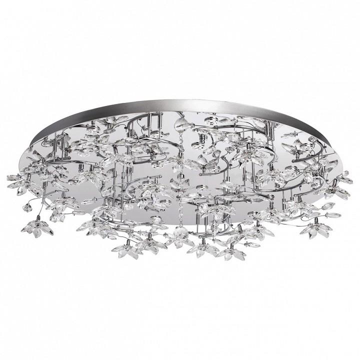 Потолочная люстра RegenBogen LIFEЭлитные светильники<br>Артикул - MW_615010224,Серия - Розенхейм<br>