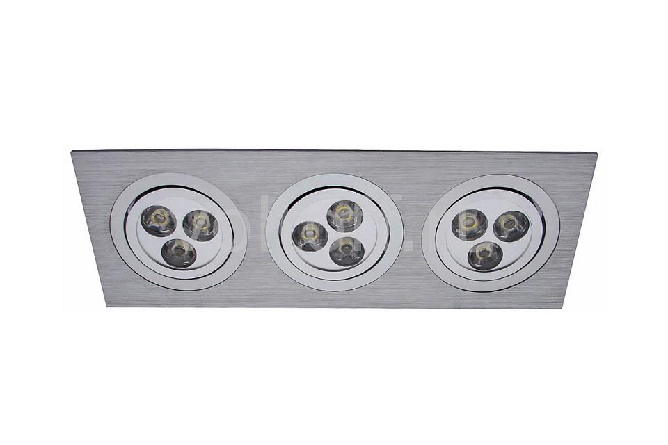 Встраиваемый светильник Technika A5902PL-3SS - это успешная покупка. Потому что выбрать продукцию бренда Arte - это быстро и цена нормальная.