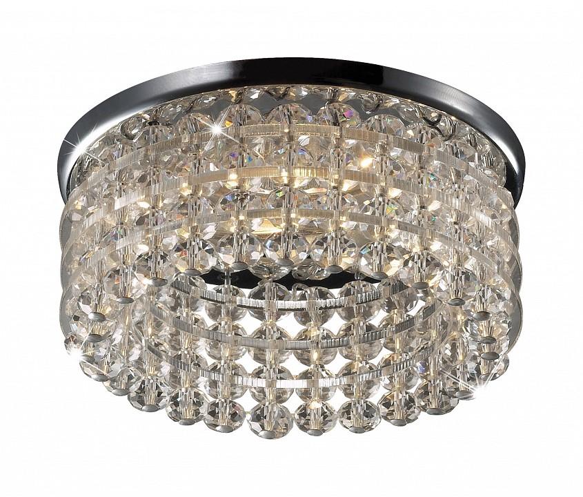 Встраиваемый светильник NovotechЭлитные светильники<br>Артикул - NV_369441,Серия - Pearl Round<br>