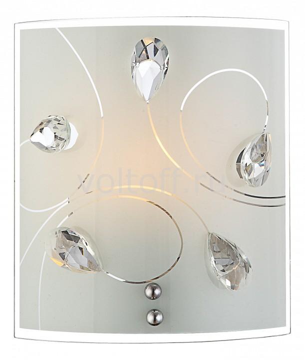 Накладной светильник GloboЭлитные светильники<br>Артикул - GB_40414-1W,Серия - Alivia<br>