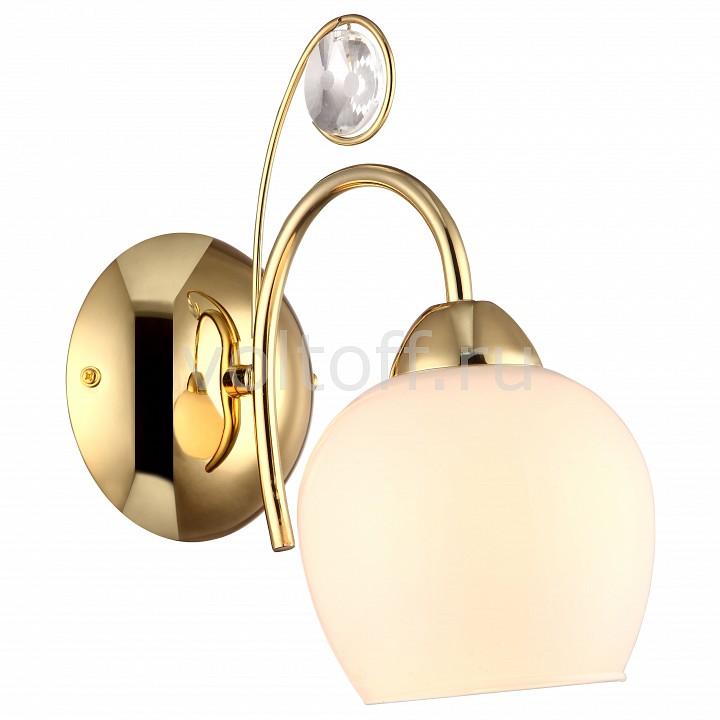 Бра Arte LampБра в стиле модерн<br>Артикул - AR_A9549AP-1GO,Серия - Millo<br>