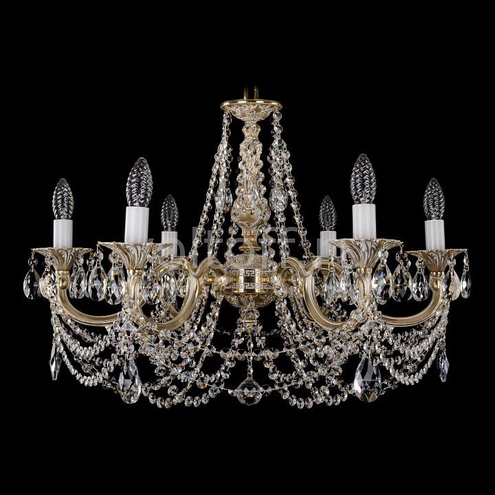 Подвесная люстра Bohemia Ivele CrystalЭлитные светильники<br>Артикул - BI_1702_6_C_GW,Серия - 1702<br>