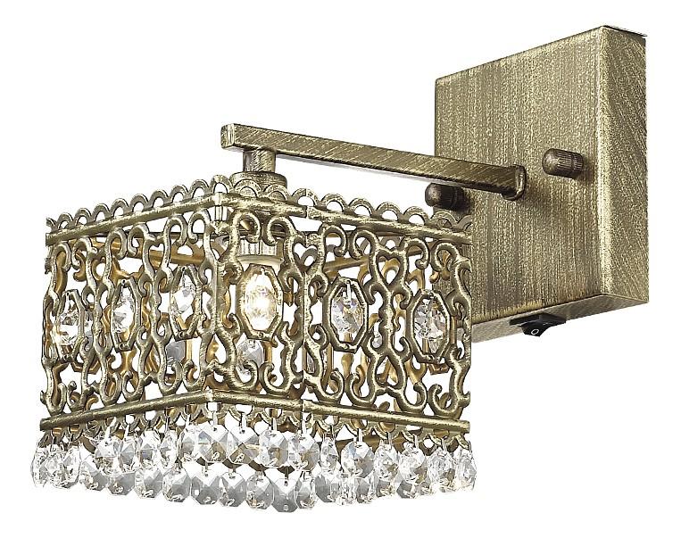 Бра Odeon LightСветильники под бронзу<br>Артикул - OD_2835_1W,Серия - Sesam<br>