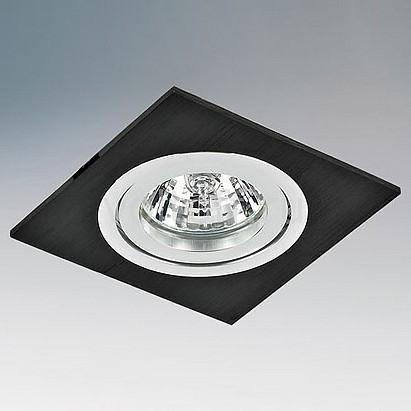 Встраиваемый светильник LightstarПотолочные светильники хай тек<br>Артикул - LS_011007Q,Серия - Banale<br>