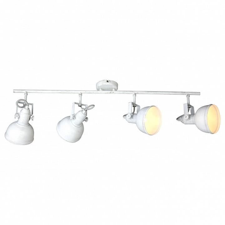 Спот Arte LampМеталлические светильники<br>Артикул - AR_A5215PL-4WG,Серия - Martin<br>