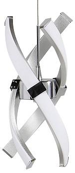 Подвесной светильник MantraСветодиодные подвесные светильники<br>Артикул - MN_5081,Серия - Espirales<br>