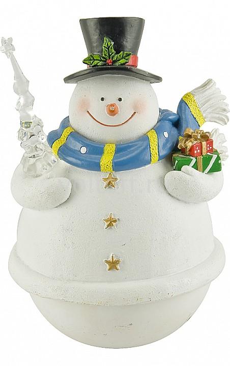 "Снеговик Mister Christmas (15 см) ""Поющий"" МВ-53024"