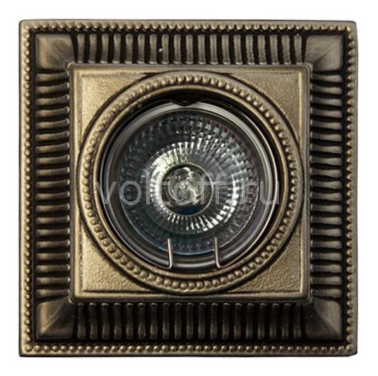 Встраиваемый светильник Точка светаВстраиваемые<br>Артикул - TS_AZ17AB,Серия - AZ<br>