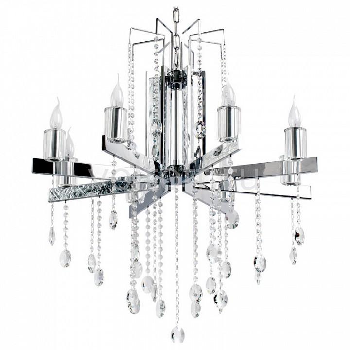 Подвесная люстра ChiaroЭлитные светильники<br>Артикул - CH_613010108,Серия - Рамона 1<br>