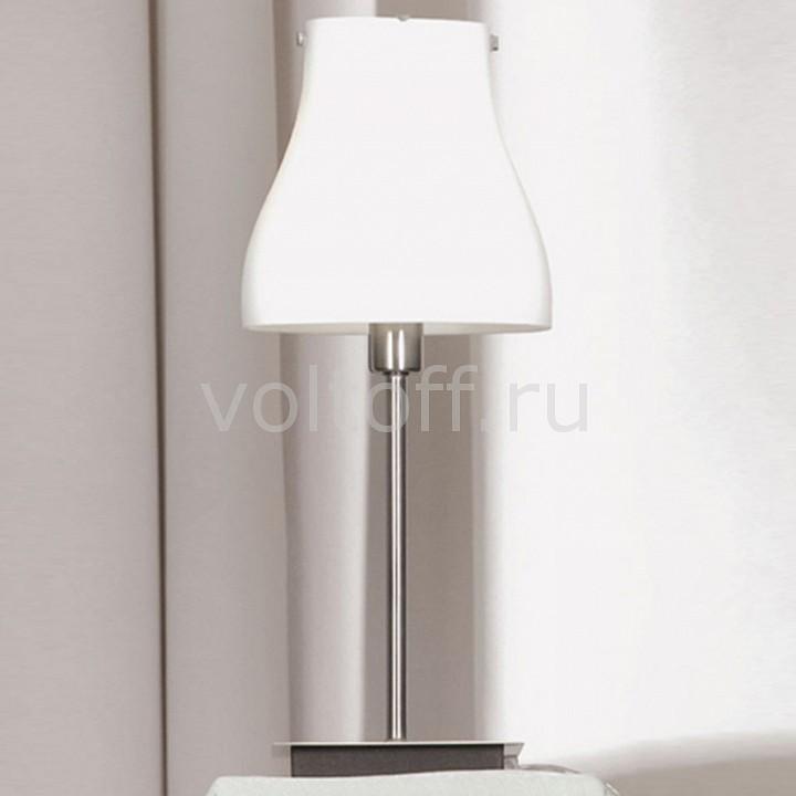 Настольная лампа LussoleСовременные настольные лампы<br>Артикул - LSC-5604-01,Серия - Bianco<br>