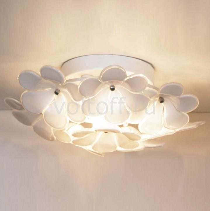 Накладной светильник LussoleПотолочные светильники модерн<br>Артикул - LSA-5107-03,Серия - Asinara<br>