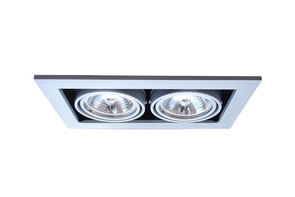 Встраиваемый светильник Technika 2 A5930PL-2SI - это успешный выбор. Ведь приобрести товары фирмы Arte - это удобно и цена не высокая.