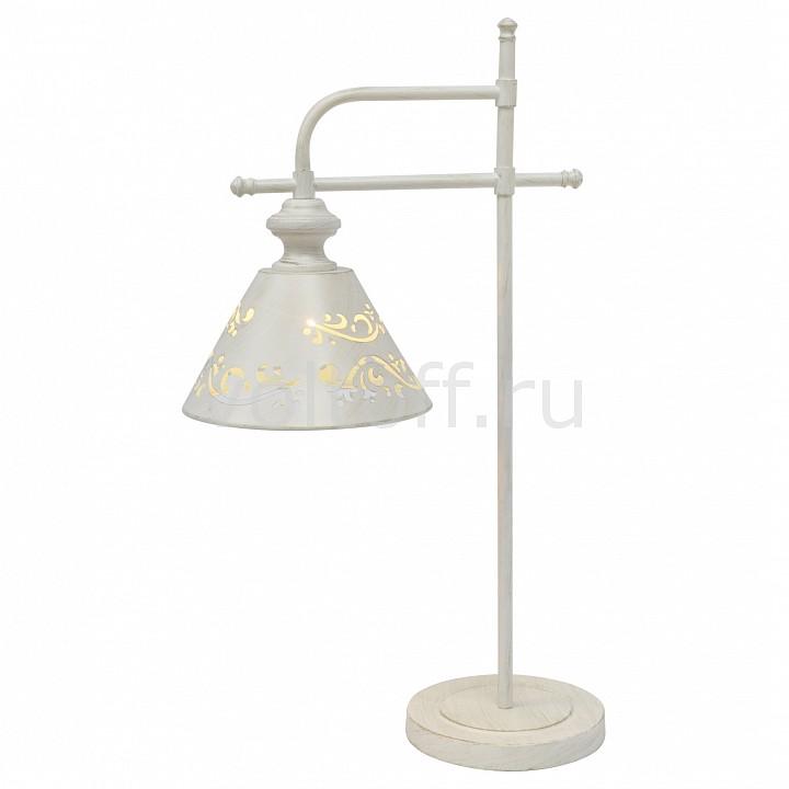 Настольная лампа Arte Lamp декоративная Kensington A1511LT-1WG