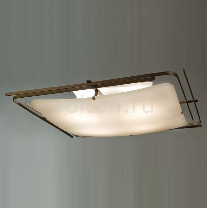 Накладной светильник CitiluxКлассические потолочные светильники<br>Артикул - CL939401,Серия - Спутник<br>