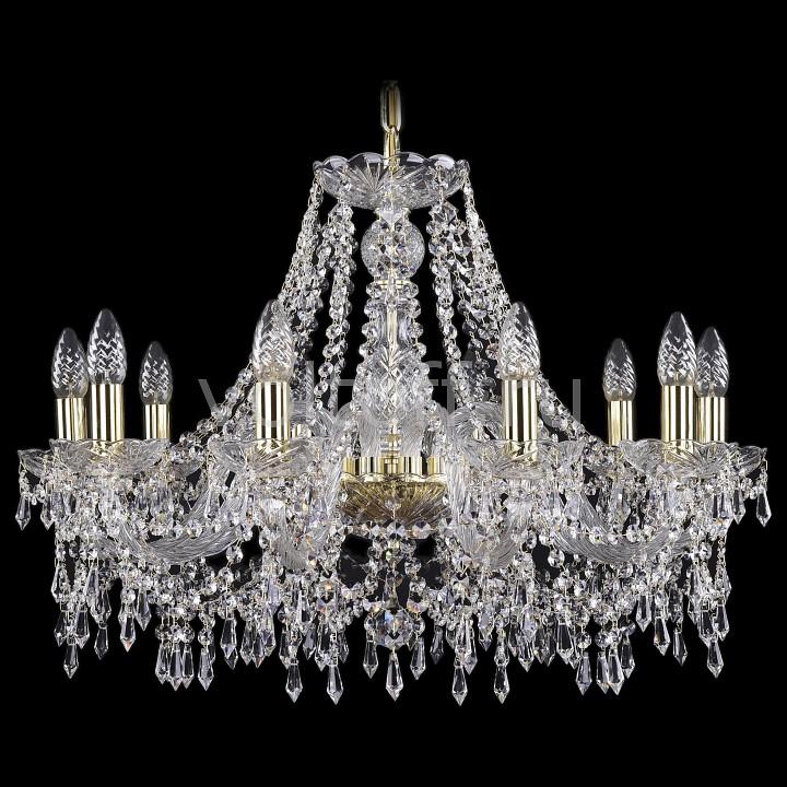 Подвесная люстра Bohemia Ivele Crystal от Voltoff