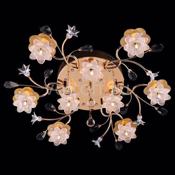 Потолочная люстра EurosvetЭлитные светильники<br>Артикул - EV_6189,Серия - 4853<br>